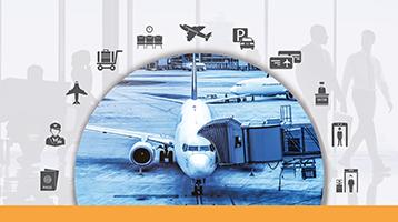 L'analisi delle società di servizi Aeroportuali