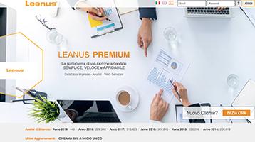 La piattaforma Leanus nel dettaglio