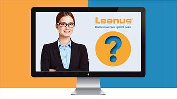 Come muovere i primi passi con la piattaforma Leanus