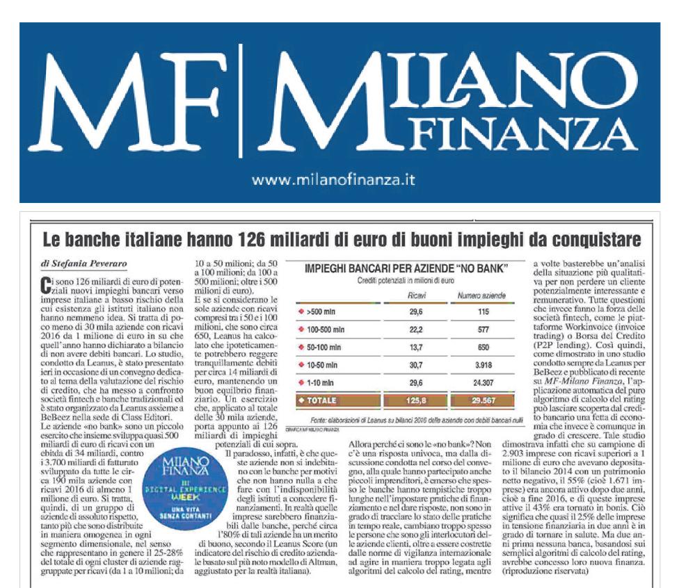 le banche italiane