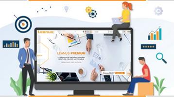Come trovare un'impresa nel database Leanus
