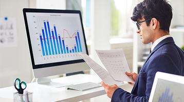 Il monitoraggio crediti e l'analisi di posizionamento