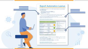 Il REPORT AUTOMATICO Leanus – Ecco come funziona